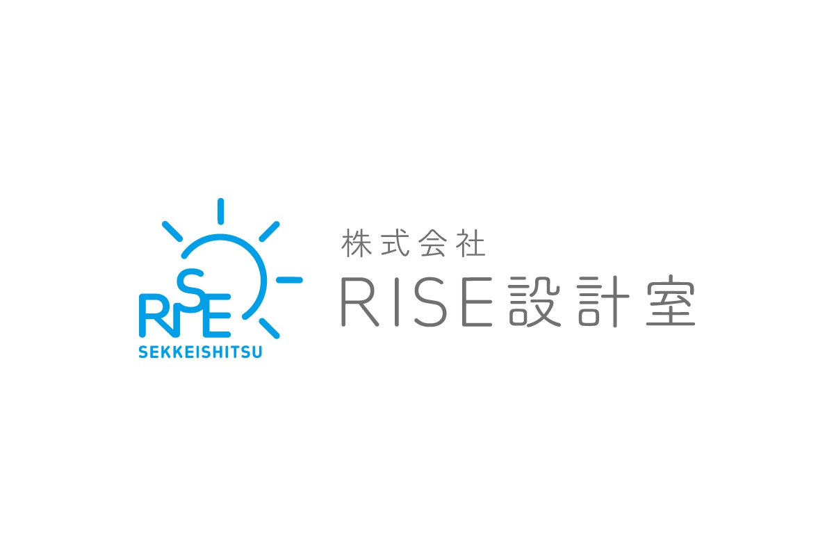 [撮影・制作実績]GRAPHIC RISE設計室 ロゴデザイン