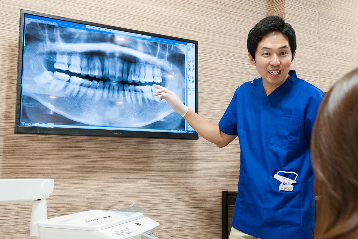 [写真]PHOTOGRAPHY なわた歯科クリニック 1
