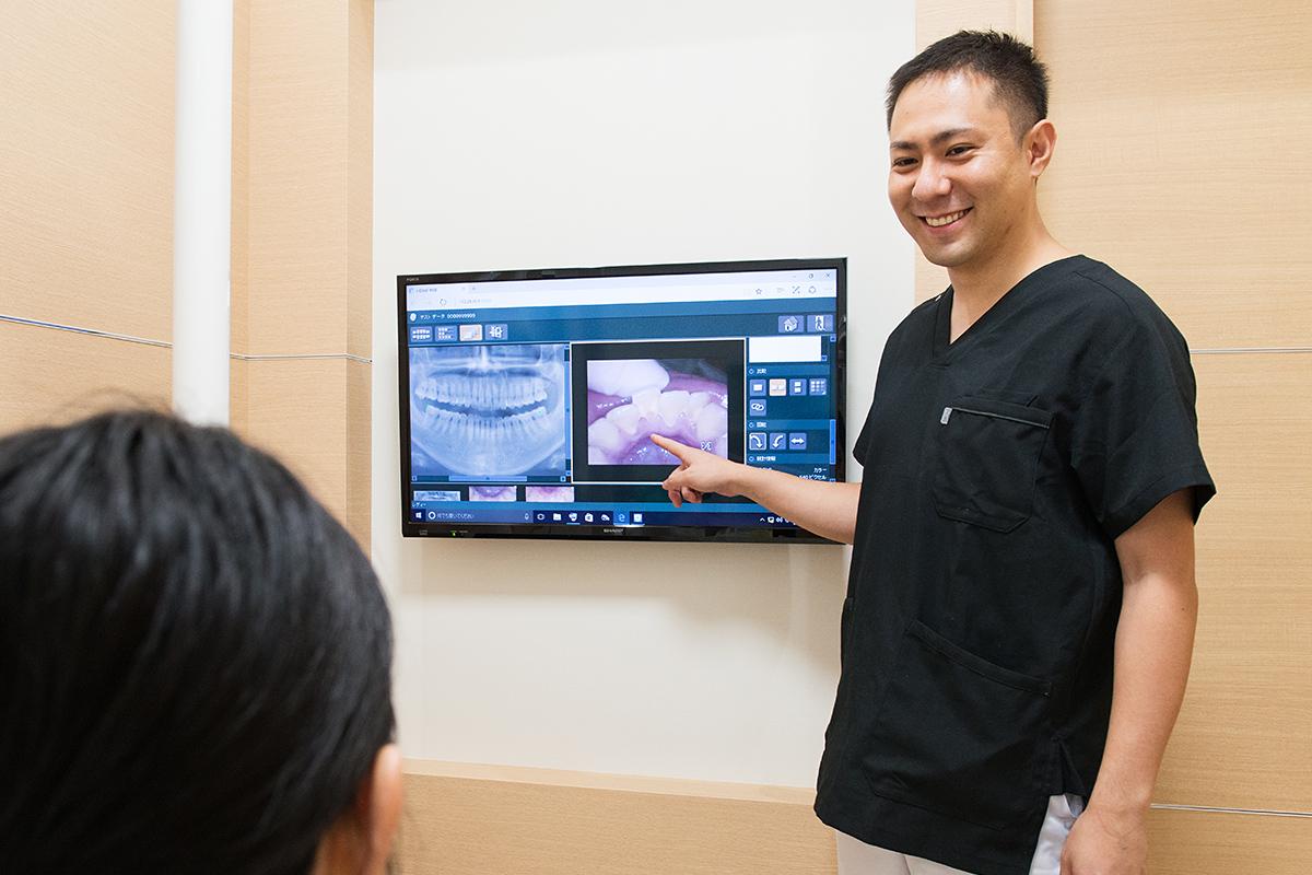 [写真]PHOTOGRAPHY 二階堂歯科 矯正歯科 1